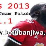 PES 2013 Pro Team Patch v1 Season 2017-2018