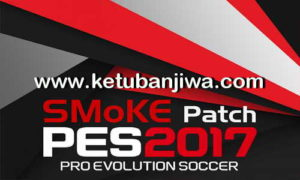 PES 2017 SMoKE Patch 9.5.2 Option File Update 06 January 2018 Ketuban Jiwa