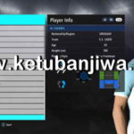 PES 2017 Winter Transfer Update 14/01/2018 For PTE 6.1