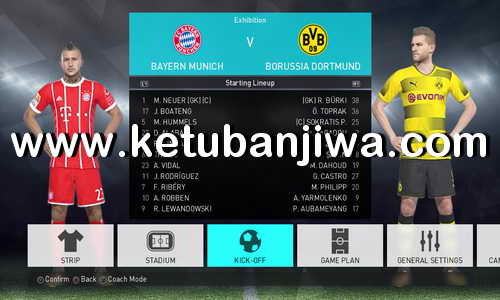 PES 2018 Green Patch v2.0 All In One For PC Ketuban Jiwa