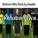 PES 2018  Referee Kitpack by Hawke