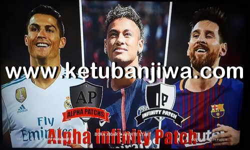 PES 2018 XBOX 360 Alpha Infinity Patch Full Brasileirão Ketuban Jiwa