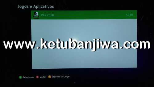 PES 2018 XBOX360 Alpha Infinity Patch Full Brasileirão SS Ketuban Jiwa