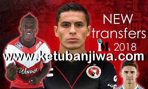 FIFA 14 Squad Update Database 07 February 2018 Season 17-18 by IMS Ketuban Jiwa
