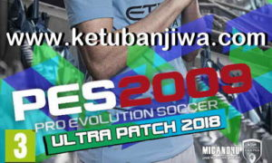 PES 2009 Ultra Patch Winter Transfer 2018