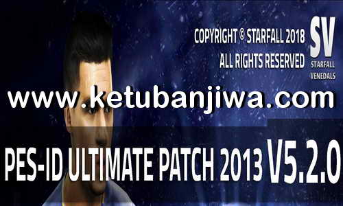 PES 2013 PES-ID Ultimate Patch v5.0 + v5.2 AIO Single Link Ketuban Jiwa