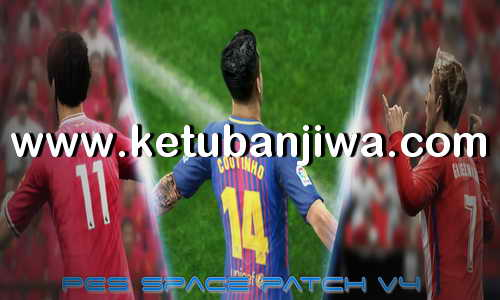PES 2013 PES Space Patch v4 AIO Season 2017-2018