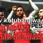 PES 2017 PS3 OFW FernandoPES Option File 3.2 Winter 2018