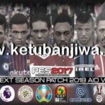 PES 2017 Next Season Patch 2018 AIO v3