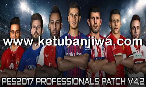 PES 2017 PES Professionals Patch 4.2 Winter Transfer Update