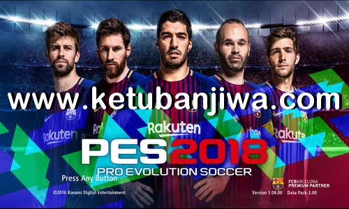 PES 2017 Unofficial PTE Patch 7.0 Full Winter Transfer 2018 Single Link by Fast Eagle Ketuban Jiwa