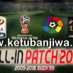 PES 2018 All-In Patch 5.0 AIO DLC 3.0
