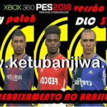 PES 2018 XBOX360 Alpha Infinity Patch Update DLC 3.0