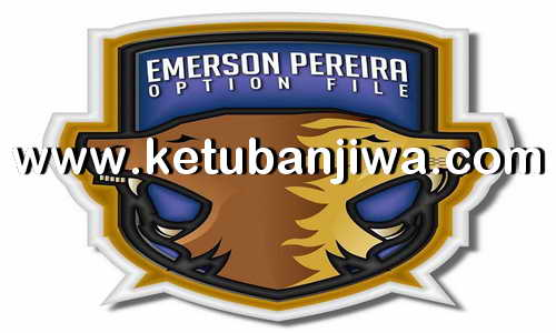 PES 2018 Emerson Pereira Option File v5 AIO Single Link For PS4 Ketuban Jiwa