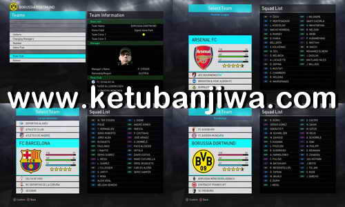 PES 2018 PTE Patch 3.0 Winter Transfer Update 05 February 2018 by its999maggle Ketuban jiwa