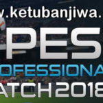 PES 2018 Professionals Patch 2.1 Update