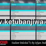 PES 2018 Stadium Unlocked v3 Compatible DLC 3.0
