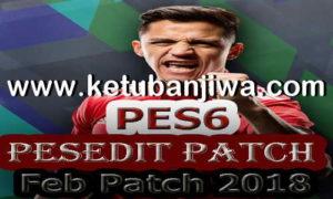 PES6 PESEdit Patch Winter Transfer 2018 by Beingames4u Ketuban Jiwa