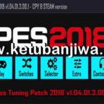 PES 2018 PES Tuning Patch v1.04.01.3.00.1 AIO