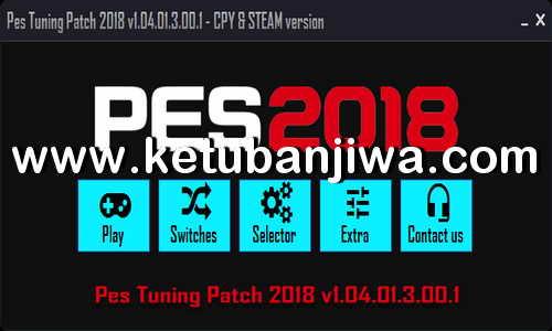 Download PES 2018 PES Tuning Patch v1.04.01.3.00.1 Update 1 For PC Ketuban Jiwa