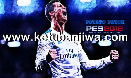 Download PES 2018 Potato Patch v3.1 Update Fix For PS3 CFW BLES + BLUS Ketuban Jiwa