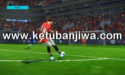 PES 2017 New Dynamic GamePlay Like PES 2018 by Kk-adds Ketuban Jiwa