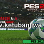 PES 2017 Unofficial PTE Patch 6.5.0 AIO March 2018