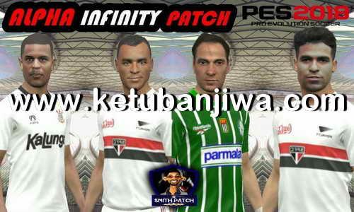PES 2018 Alpha Infinity Patch Update 11 March 2018 For XBOX 360 Ketuban Jiwa