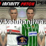 PES 2018 XBOX360 Alpha Infinity Patch Update 20/03/2018