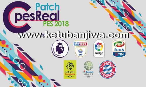 Download PES2018 C-PesReal Patch v5.0 AIO For XBOX 360 Ketuban Jiwa
