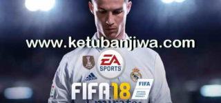 FIFA 18 Squad Update Database 09/04/2018