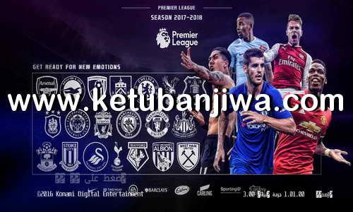 PES 2017 Hano Patch v1 Season 2018 Ketuban Jiwa