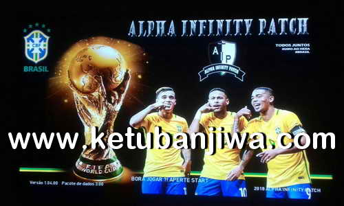PES 2018 Alpha Infinity Patch Update 22 April 2018 For XBOX 360 Ketuban Jiwa