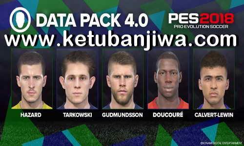 PES 2018 Official Data Pack DLC 4.0 PC Single Link Torrent Ketuban Jiwa