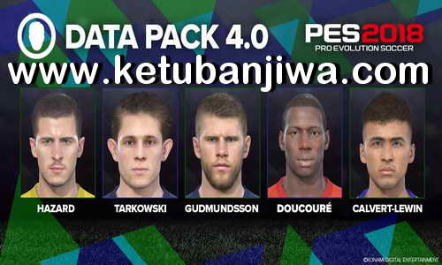 PES 2018 Official Data Pack DLC 4.0 PS3 BLES + BLUS Single Link Torrent Ketuban Jiwa