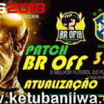 PES 2018 XBOX360 Patch BR OFF 3.04 AIO + MLS