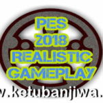 PES 2018 Realistic GamePlay by Nesa24