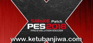 PES 2018 SMoKE Patch X19 Update