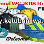 FIFA 17 IMS Mod 1.0 World Cup 2018 Russia