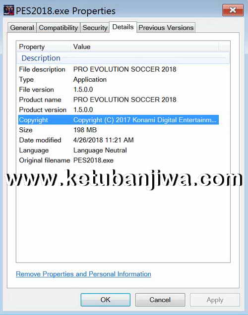 PES 2018 CPY Crack 1.05 Preview Ketuban Jiwa