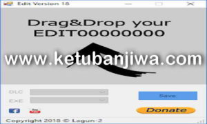 PES 2018 Edit Version 18 v1.2 Tool by Lagun-2 Ketuban jiwa