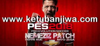 PES 2018 PS3 CFW Nemeziz Patch 0.4 AIO