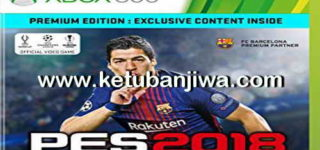 PES 2018 XBOX360 Live Update 18/05/2018
