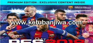PES 2018 PS3 Official Patch 1.07 + PSN Style