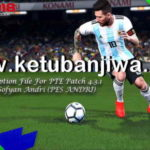 PES 2018 PTE 4.3.1 Option File Update 13/05/2018