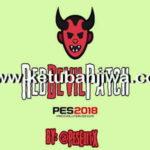 PES 2018 XBOX360 Red Devil Patch 4.5 AIO DLC 4.0