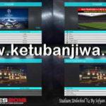 PES 2018 Stadium Unlocked v4 Compatible DLC 4.0