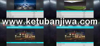 PES 2018 Stadium Unlocked v4 Compatible DLC 4.0 For PC by Sofyan Andri Ketuban Jiwa