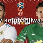 FIFA 18 Squad Update Database 09/06/2018