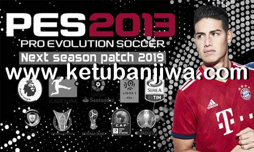 PES 2013 Next Season Patch 2019 + Fix